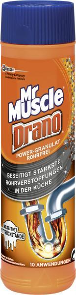 Drano Rohrfrei Power Granulat