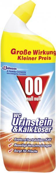 Null-Null WC Urinstein & Kalklöser