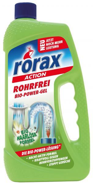 Rorax Bio-Rohrfrei