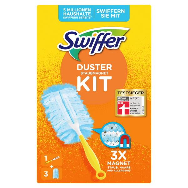 Swiffer Duster-Staubmagnet Kit