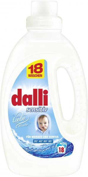 Dalli Sensitiv 18WL