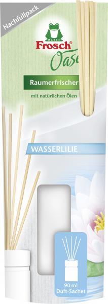 Frosch Oase Raumerfrischer Wasserlilie Nachfüllpack