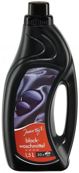 Jeden Tag Waschmittel flüssig black 30WL
