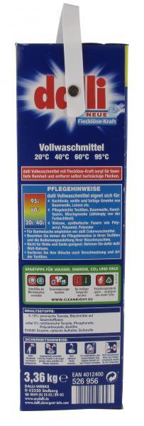 Dalli Vollwaschmittel 48WL