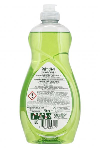 Palmolive Spülmittel Ultra konzentriert limonenfrisch