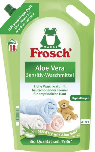 Frosch Waschmittel Aloe Vera 18WL