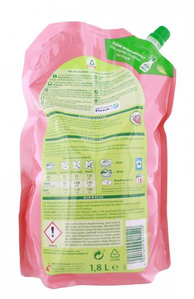 Frosch Waschmittel Granatapfel 18WL