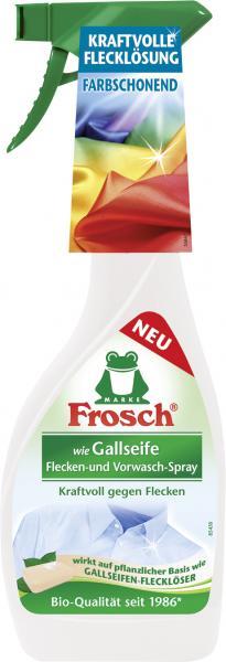 Frosch wie Gallseife Flecken- und Vorwaschspray