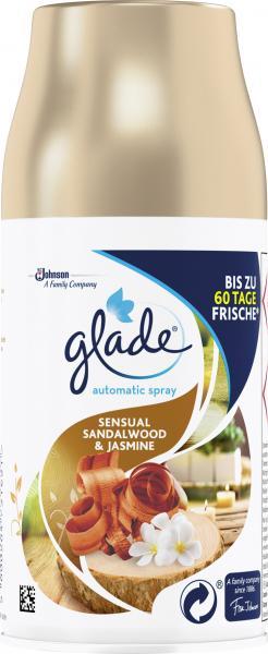 Glade by Brise Automatic Spray/Nachfüller Bali Sandelholz & Jasmin