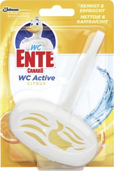 WC-Ente WC Aktive 3in1 Citrus
