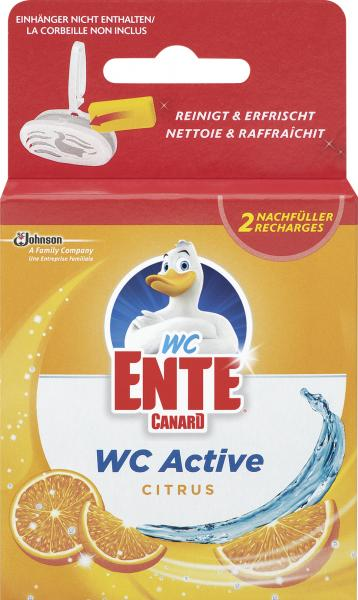WC Ente WC Aktive 3in1 Citrus