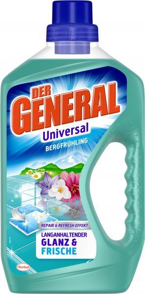 Der General Bergfrühling