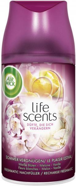 Air Wick Freshmatic Nachfüller life scents Sommer-Vergnügen