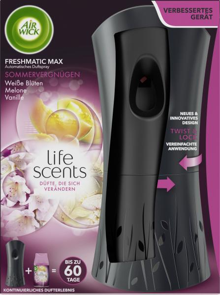 Air Wick Freshmatic Max life scents Sommer-Vergnügen