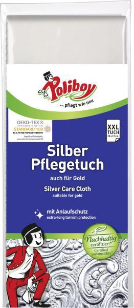 Poliboy Silber Pflegetuch