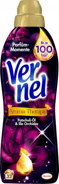 Vernel Weichspüler Aroma Therapie Patschuli-Öl & lila Orchidee
