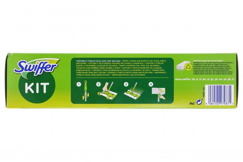 Swiffer Boden-Staubwisch-System Starter Kit