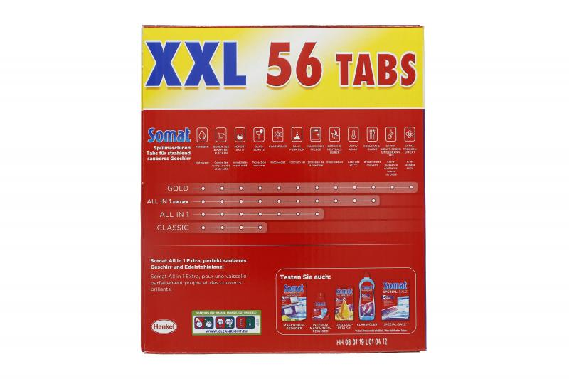 Somat 10 Extra All in 1 XXL Tabs