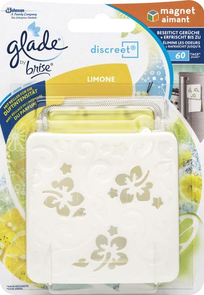 Glade by Brise Discreet Magnet Limone