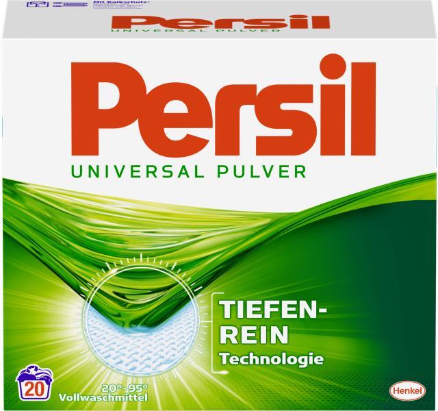 Persil Pulver Universal 20WL