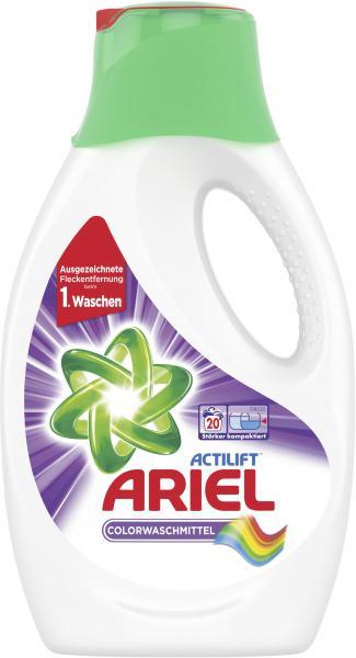 Ariel Actilift Colorwaschmittel flüssig
