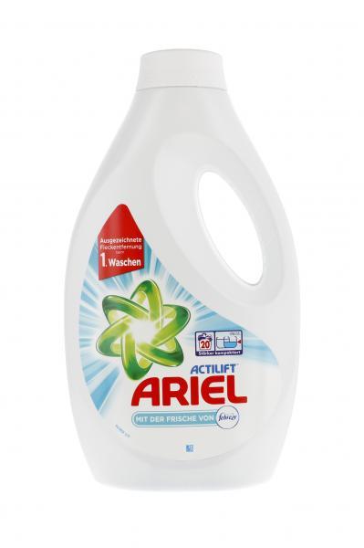 Ariel Actilift Febreze flüssig
