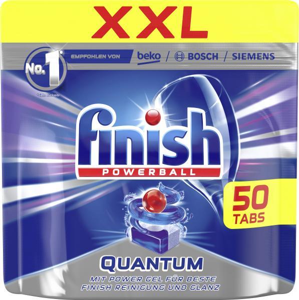 Finish Powerball Quantum Tabs XXL