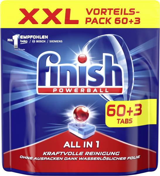 Finish Powerball All-in-1 XXL