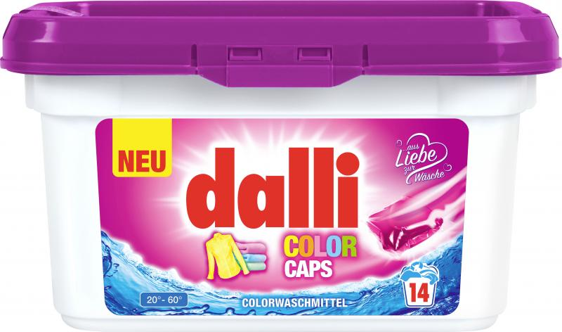 Dalli Color Caps