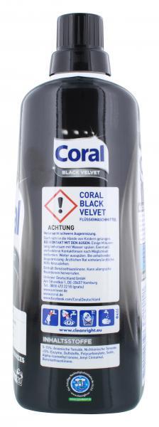 Coral Flüssig Black Velvet 20 WL
