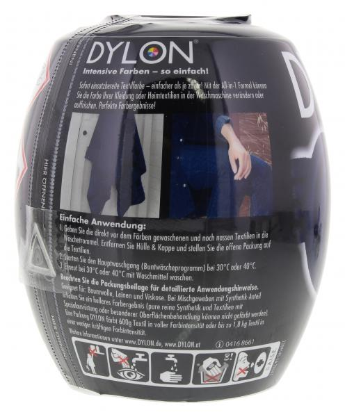 Dylon Textilfarbe Navy Blue