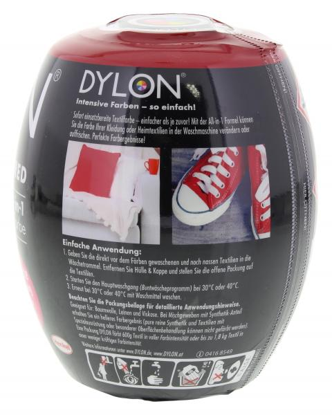 Dylon Textilfarbe Tulip Red