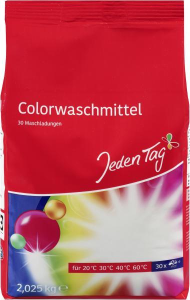 Jeden Tag Waschmittel Kompakt Color