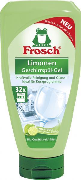 Frosch Limonen Geschirrspül-Gel