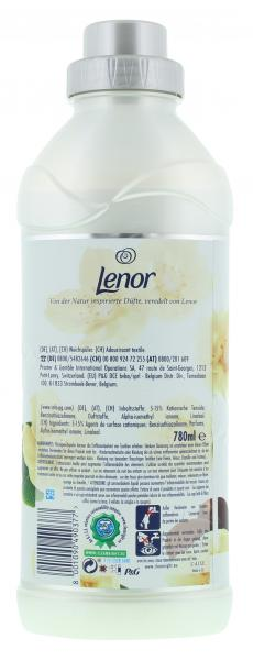 Lenor Inspired by Nature Shea Butter