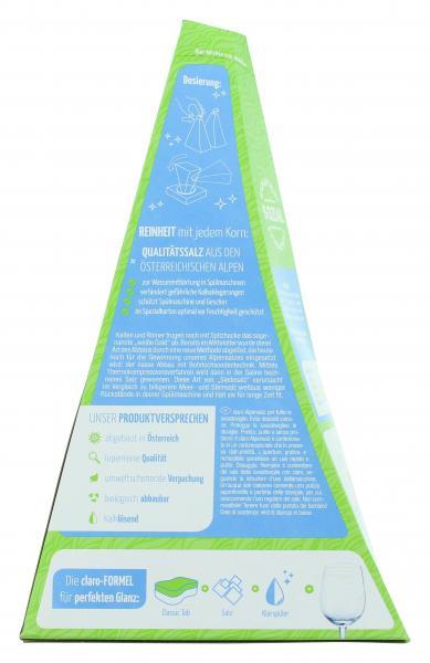 Claro Alpensalz Pyramide
