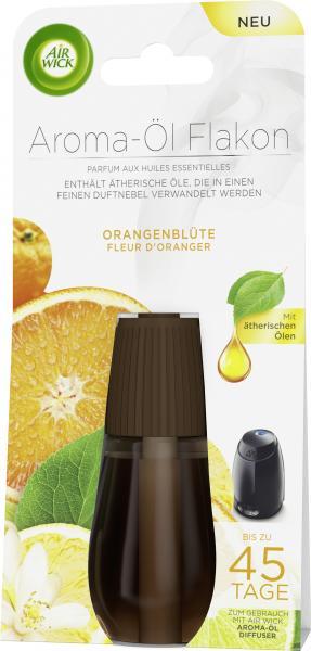 Air Wick Aroma-Öl Flakon Nachfüller Orangenblüten