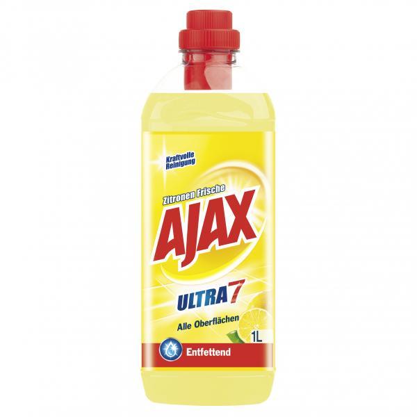 Ajax Allzweckreiniger Zitrone Ultra 7