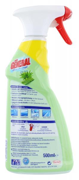 Der General Allzweckreiniger Spray Aloe Vera