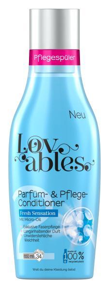 Lovables Parfüm- & Pflege-Conditioner Fresh Sensation