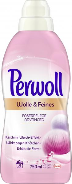 Perwoll Wolle & Feines Faserpflege advanced