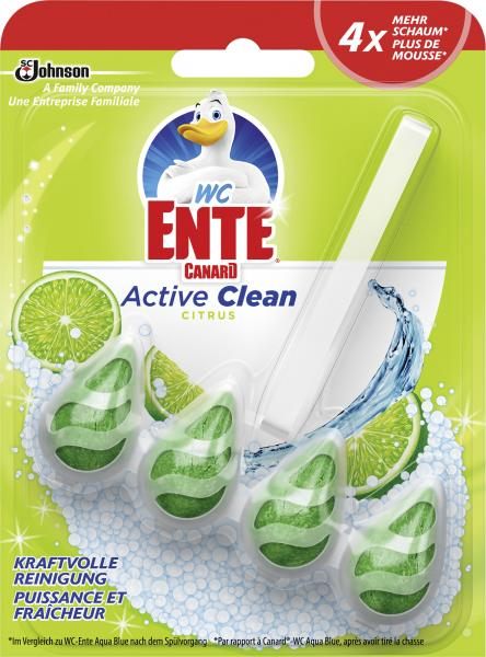 WC Ente Active Clean Citrus
