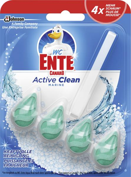 WC-Ente Active Clean Marine
