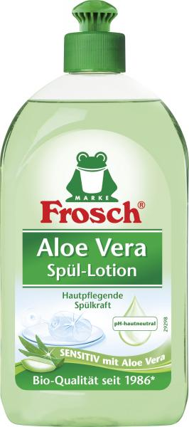 Frosch Spül-Lotion Aloe Vera