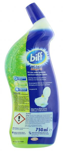 Biff WC Total Spritzige Limone