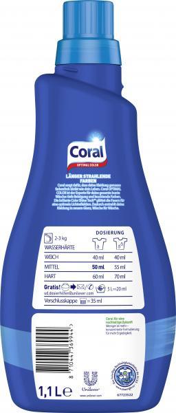 Coral Flüssig Optimal Color 22 WL