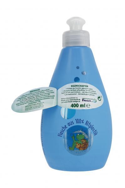 Frosch Spülmittel saubere Meere