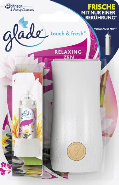 Glade Touch & Fresh Minispray Halter Relaxing Zen