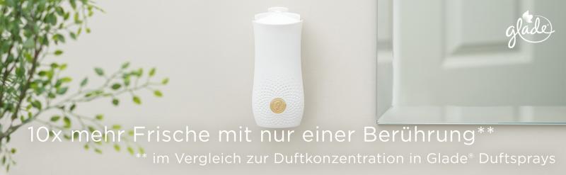 Glade Touch & Fresh Minispray Nachfüller Summer Bouquet