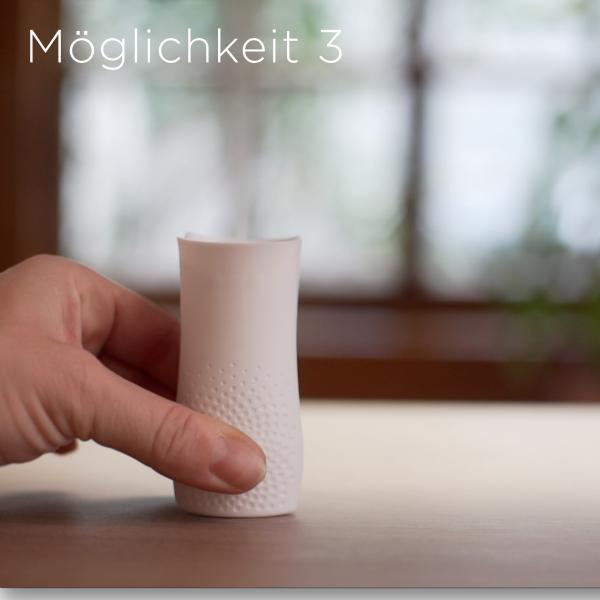 Glade Touch & Fresh Minispray Nachfüller Romantic Vanilla Blossom